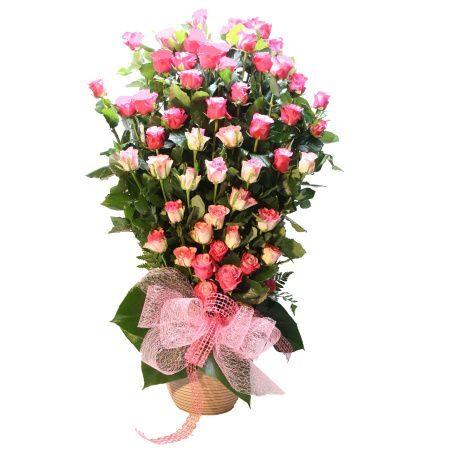 Aranžmá, Květinová krabička (Flower Box)