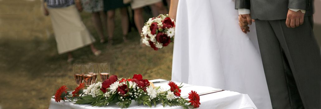 flash svatební vazba