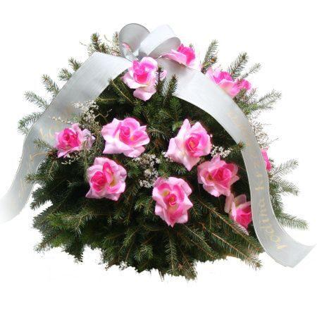 Kytice umělé květy