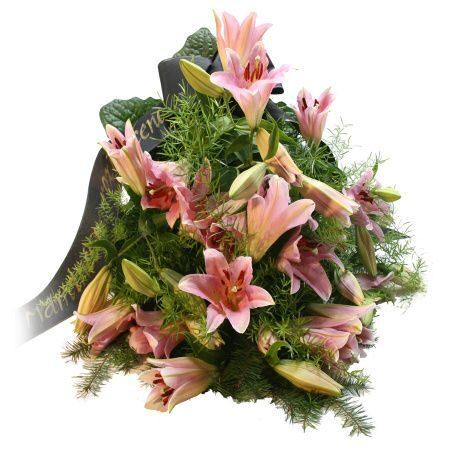 Kytice živé květy